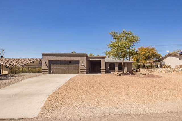 2721 Jericho Dr, Lake Havasu City, AZ 86406 (MLS #1016330) :: Lake Havasu City Properties