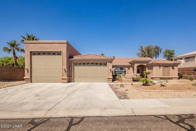 2271 E Canterbury Rd, Lake Havasu City, AZ 86404 (MLS #1016333) :: Realty ONE Group
