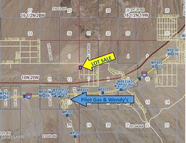 8.99 Acres Johnson Rd W, Topock, AZ 86436 (MLS #1016334) :: Realty One Group, Mountain Desert