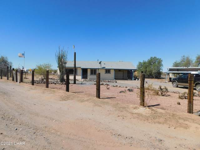 25290 Ochoco Way, Bouse, AZ 85325 (MLS #1016342) :: Realty One Group, Mountain Desert