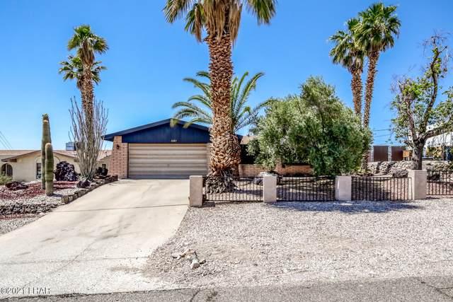 3287 Cinnamon Dr, Lake Havasu City, AZ 86406 (MLS #1016345) :: Lake Havasu City Properties