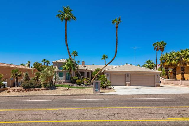 2505 Jamaica Blvd, Lake Havasu City, AZ 86406 (MLS #1016355) :: Lake Havasu City Properties