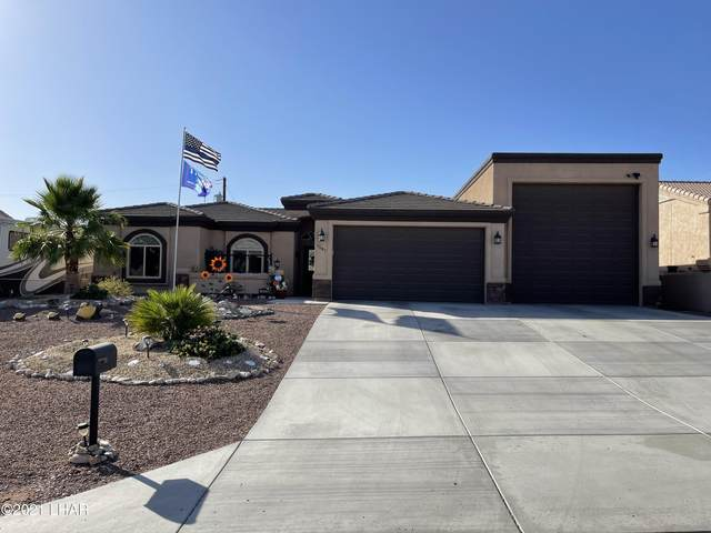3683 Hiawatha Dr, Lake Havasu City, AZ 86404 (MLS #1016357) :: Realty One Group, Mountain Desert