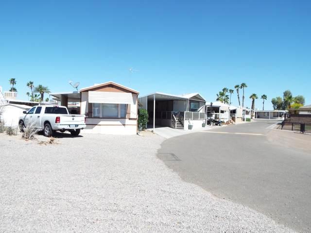 601 Beachcomber Blvd. #328, Lake Havasu City, AZ 86403 (MLS #1016359) :: Coldwell Banker