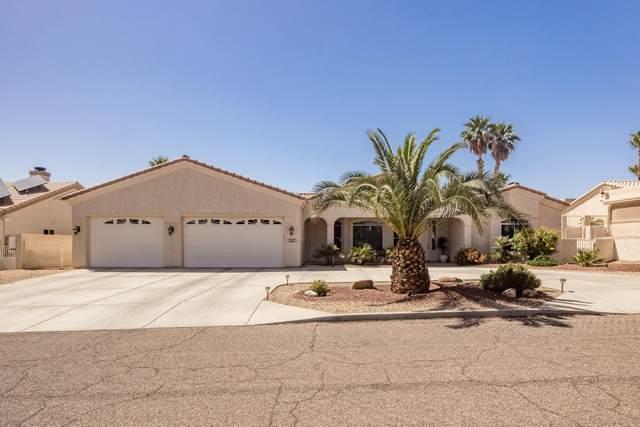 2167 Burke Dr, Lake Havasu City, AZ 86406 (MLS #1016360) :: Realty One Group, Mountain Desert