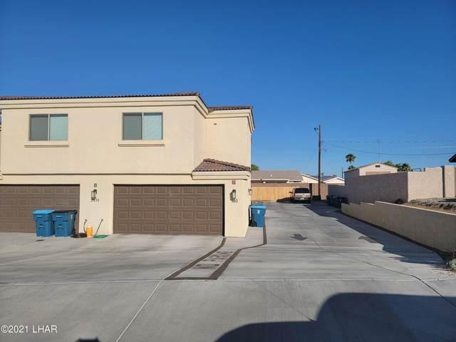 2831 Tonto Dr, Lake Havasu City, AZ 86406 (MLS #1016374) :: Coldwell Banker