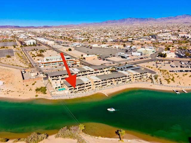 94 London Bridge Rd #202, Lake Havasu City, AZ 86403 (MLS #1016375) :: Realty ONE Group