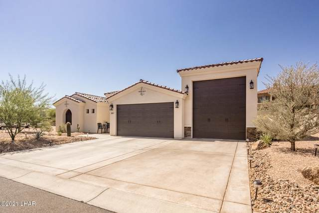 3817 N Tradition Way, Lake Havasu City, AZ 86404 (MLS #1016377) :: Realty ONE Group