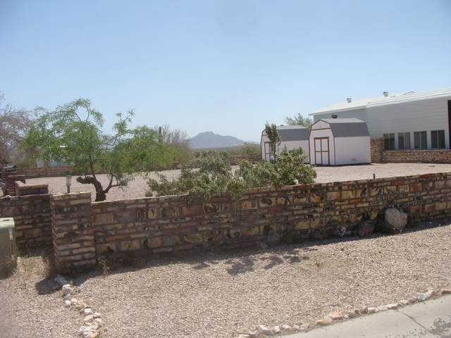 49747 Diamond Ave, Quartzsite, AZ 85346 (MLS #1016378) :: Realty One Group, Mountain Desert
