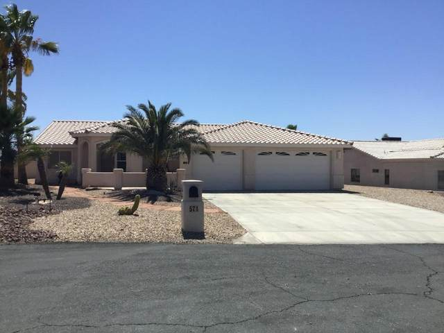 571 Wayside Plz, Lake Havasu City, AZ 86403 (MLS #1016379) :: Realty ONE Group