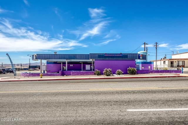 50 Del Rio Ln, Lake Havasu City, AZ 86403 (MLS #1016384) :: Coldwell Banker