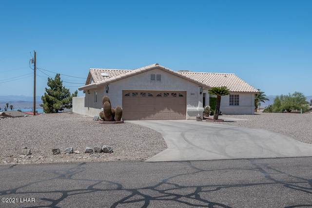 965 Sycamore Pl, Lake Havasu City, AZ 86404 (MLS #1016392) :: Realty ONE Group