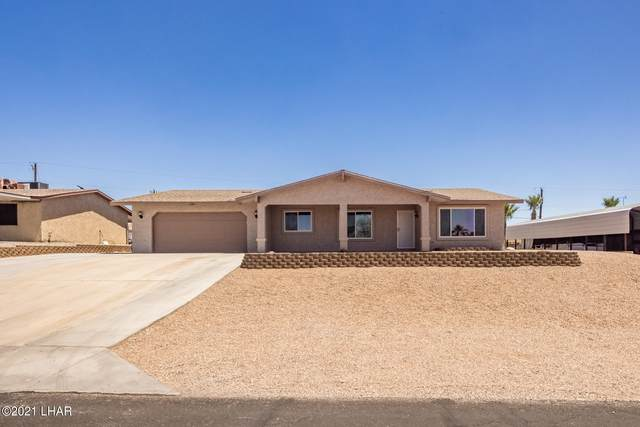 2345 Widgeon Dr, Lake Havasu City, AZ 86403 (MLS #1016404) :: Realty ONE Group