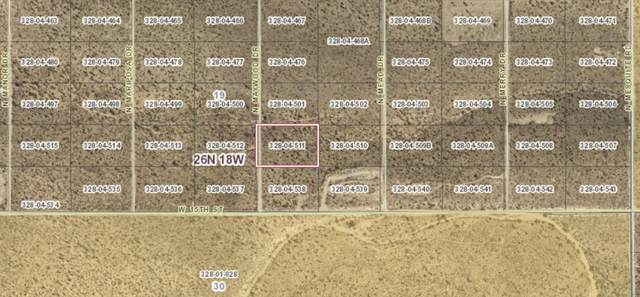 0000 N Maywood Dr, Dolan Springs, AZ 86441 (MLS #1016429) :: Realty One Group, Mountain Desert