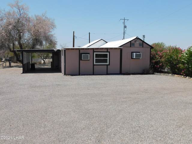 509 E Sunrise St, Quartzsite, AZ 85346 (MLS #1016439) :: Realty One Group, Mountain Desert