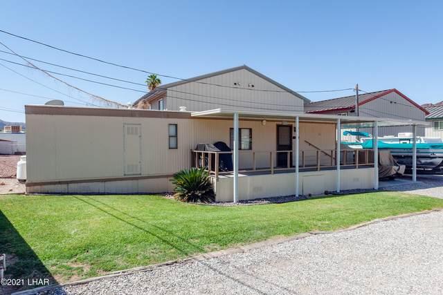 3170 N Parker Dam Rd N #11, Parker, AZ 85344 (MLS #1016454) :: Local Realty Experts