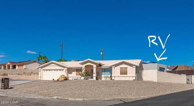 1000 Desert Cove Dr, Lake Havasu City, AZ 86404 (MLS #1016481) :: Realty ONE Group