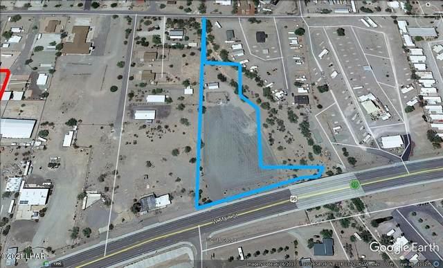510 W Main St, Quartzsite, AZ 85346 (MLS #1016594) :: Local Realty Experts