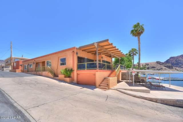 36838 Sunset Ln, Parker, AZ 85344 (MLS #1016598) :: Coldwell Banker