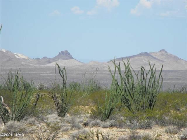 Lot 19 W Cielo Rd, Yucca, AZ 86438 (MLS #1016607) :: The Lander Team