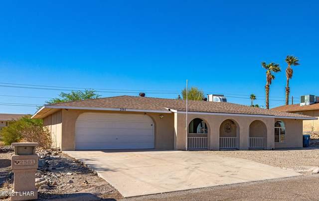 2581 San Juan Dr, Lake Havasu City, AZ 86403 (MLS #1016613) :: Realty One Group, Mountain Desert