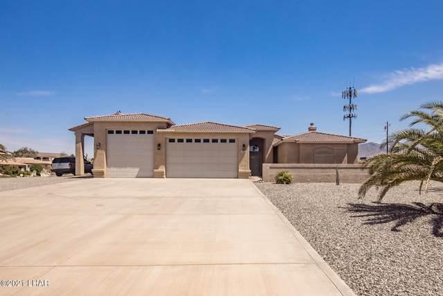 3625 Desert Rose Dr, Lake Havasu City, AZ 86404 (MLS #1016631) :: Realty ONE Group
