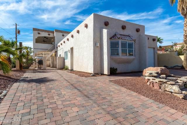 3034 Dawn Dr, Lake Havasu City, AZ 86404 (MLS #1016651) :: Local Realty Experts