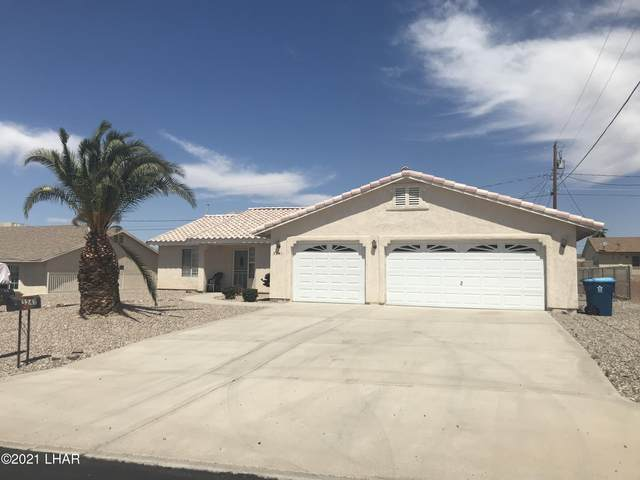 3241 Pioneer Dr, Lake Havasu City, AZ 86404 (MLS #1016659) :: Realty One Group, Mountain Desert