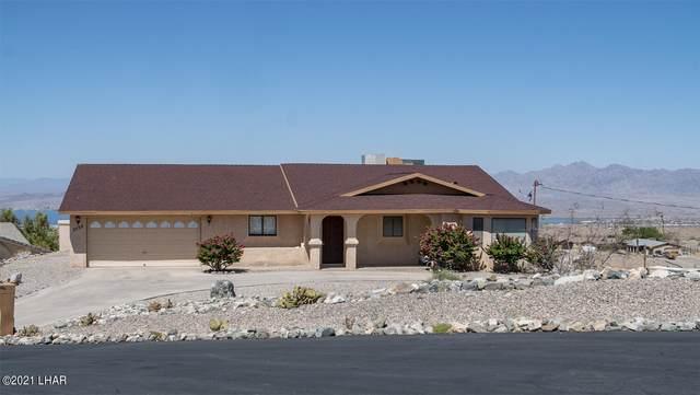 3559 Desert Rose Pl, Lake Havasu City, AZ 86404 (MLS #1016670) :: Coldwell Banker