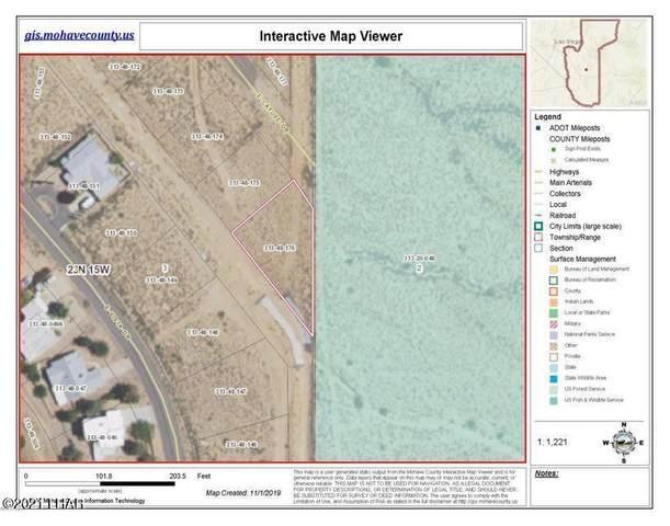 7500 E Cayuse Dr, Kingman, AZ 86401 (MLS #1016694) :: Realty One Group, Mountain Desert