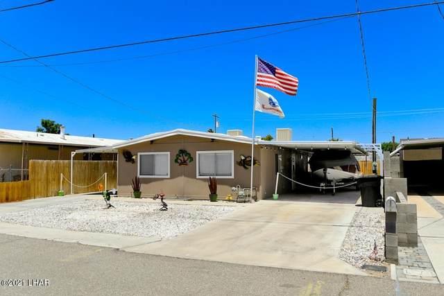 416 N Stardust Ln, Parker, AZ 85344 (MLS #1016716) :: Realty One Group, Mountain Desert