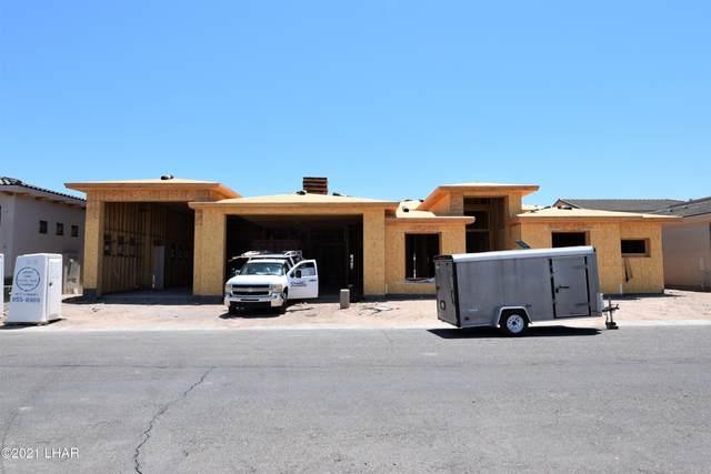 907 Bella Vista Dr, Lake Havasu City, AZ 86403 (MLS #1016731) :: Realty ONE Group