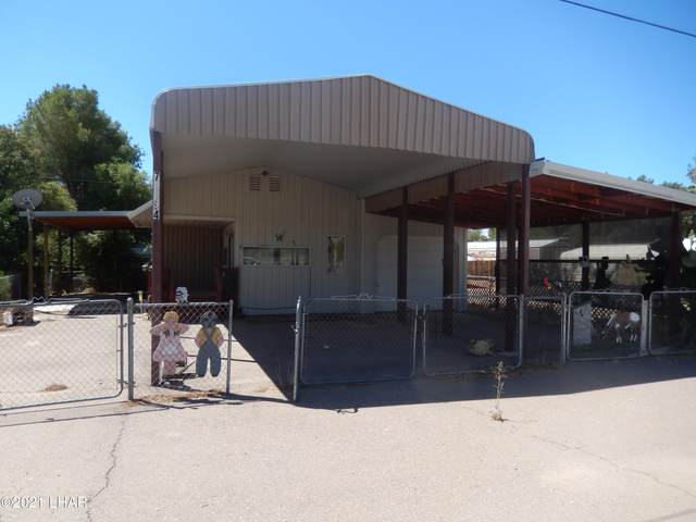 71194 Alley Way, Wenden, AZ 85357 (MLS #1016765) :: Local Realty Experts