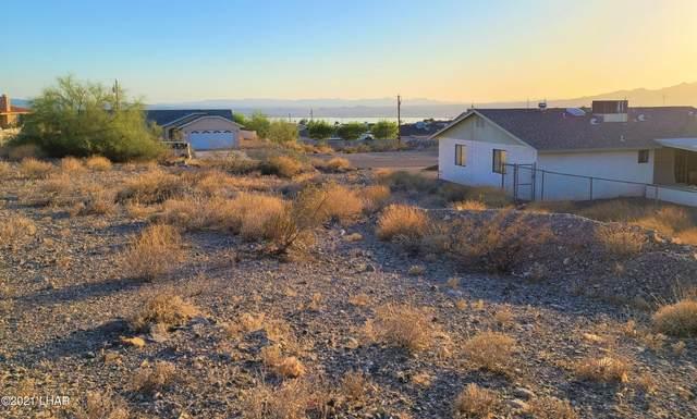 640 Sand Dab Dr, Lake Havasu City, AZ 86404 (MLS #1016777) :: Realty ONE Group