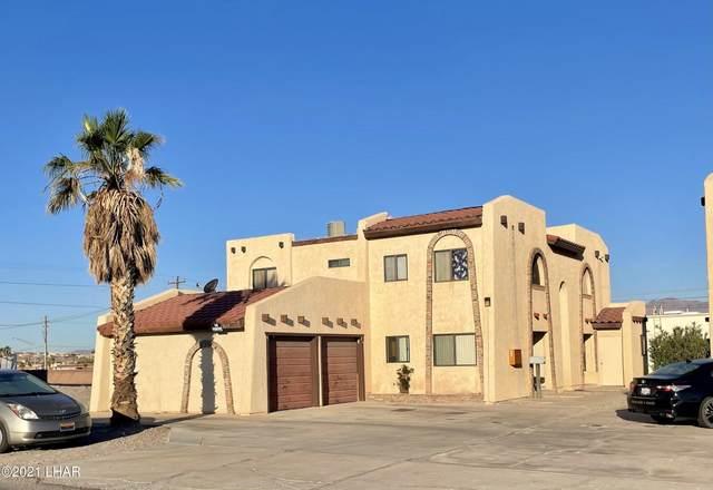 3659 Wendell Ave, Bullhead City, AZ 86442 (MLS #1016821) :: The Lander Team