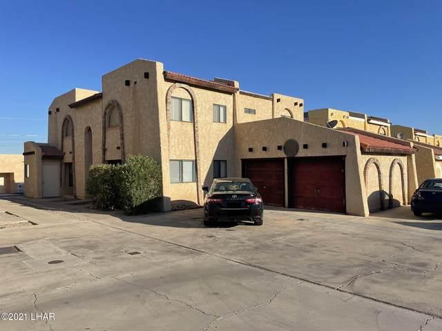 3653 Wendell Ave, Bullhead City, AZ 86442 (MLS #1016822) :: The Lander Team