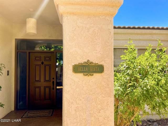 3532 Amberwood Pl, Lake Havasu City, AZ 86404 (MLS #1016836) :: Realty ONE Group