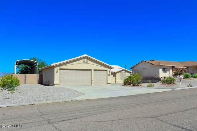 393 Buckskin Dr, Lake Havasu City, AZ 86404 (MLS #1016838) :: Realty ONE Group