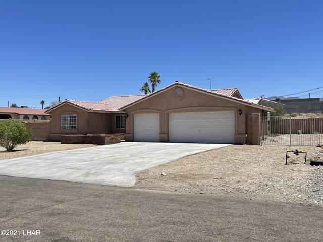 2414 Choate Ln, Lake Havasu City, AZ 86403 (MLS #1016839) :: Realty ONE Group