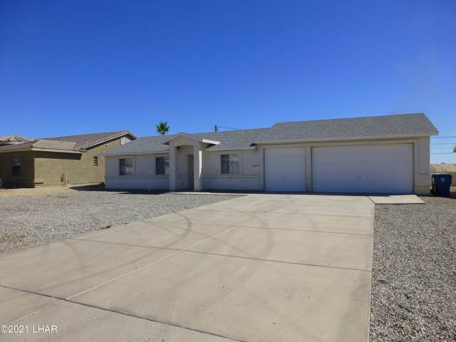 2240 Barranca Dr, Lake Havasu City, AZ 86403 (MLS #1016846) :: Realty One Group, Mountain Desert