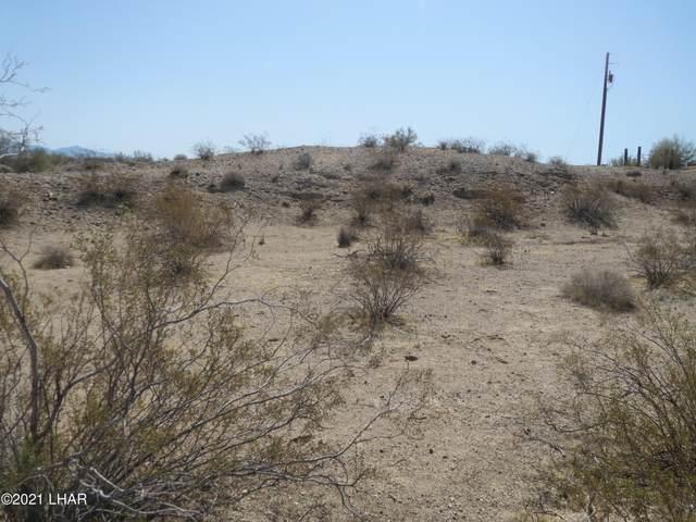 Lot 52 Lawton Road, Yucca, AZ 86438 (MLS #1016852) :: The Lander Team