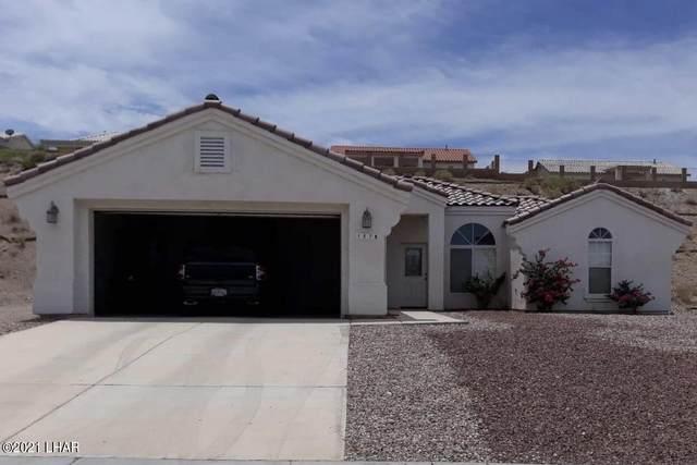 1578 Ilona Dr, Bullhead City, AZ 86442 (MLS #1016857) :: Local Realty Experts