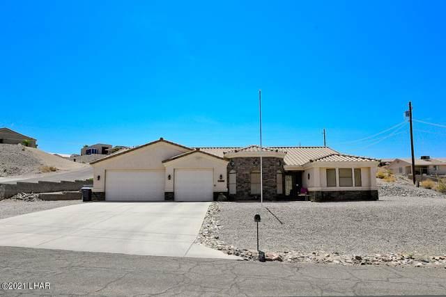 3688 Shiawassee Dr, Lake Havasu City, AZ 86404 (MLS #1016860) :: Realty One Group, Mountain Desert