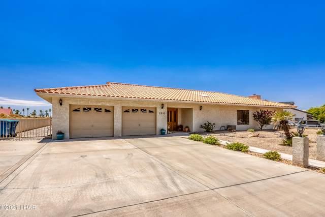 2352 Cup Dr, Lake Havasu City, AZ 86406 (MLS #1016864) :: Realty One Group, Mountain Desert