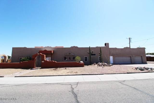 1201 W 15th St, Parker, AZ 85344 (MLS #1016882) :: The Lander Team