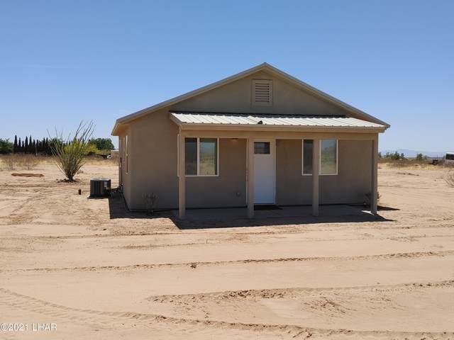 1560 W Melissa Ln, Yucca, AZ 86438 (MLS #1016886) :: The Lander Team