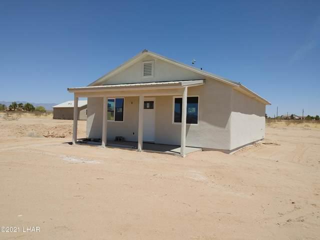 16266 S Lynn Ave, Yucca, AZ 86438 (MLS #1016887) :: The Lander Team