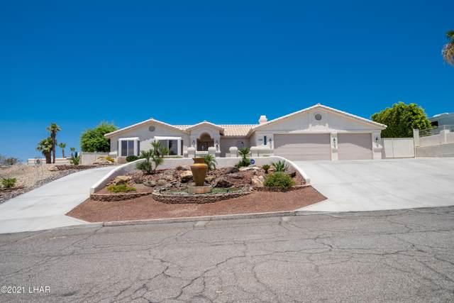 2505 Demaret Dr, Lake Havasu City, AZ 86406 (MLS #1016888) :: Coldwell Banker