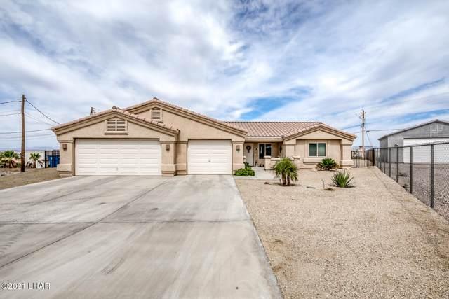 1411 Glengarry Pl, Lake Havasu City, AZ 86404 (MLS #1016896) :: Coldwell Banker