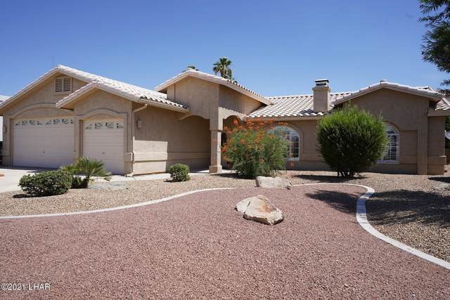 2315 Buckingham Blvd, Lake Havasu City, AZ 86404 (MLS #1016902) :: Coldwell Banker